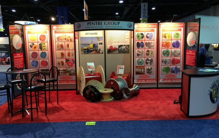 Pentre Group at the Atlanta Exhibition