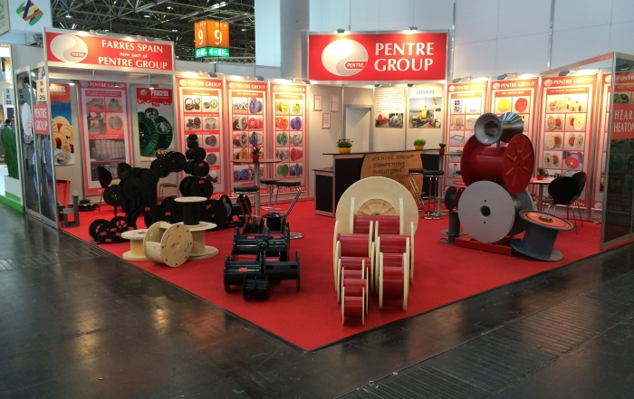 Pentre Group at Wire 2016 Dusseldorf