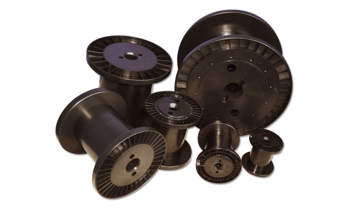 Delivery spools plastic reels and drums pentre group