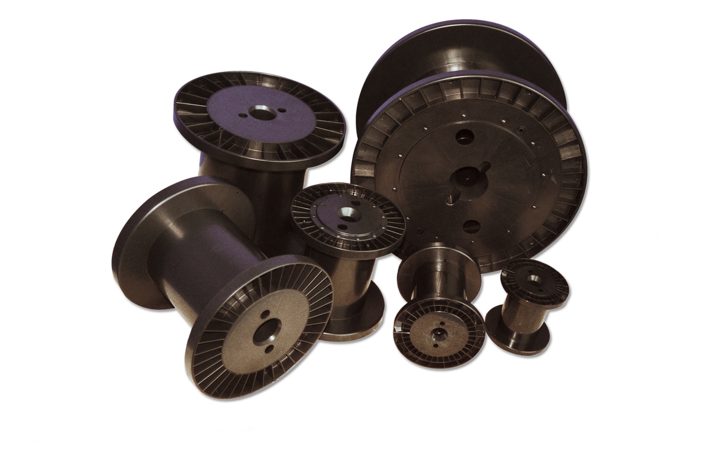 Plastic Reels and Drums Delivery Spools